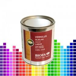 VERNILUX, laque à l'huile intérieur mat-satiné teintée