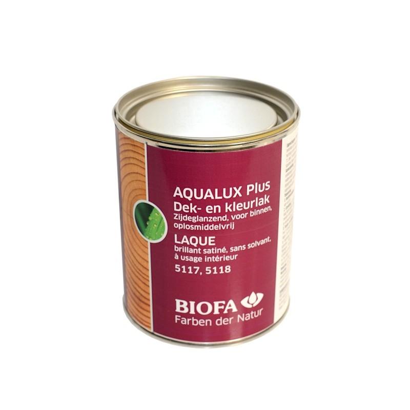 AQUALUX PLUS, watergedragen binnenlak, satijnglanzend, zonder solventen